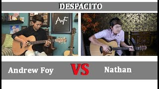 Despacito Nathan Fingerstyle VS Andrew Foy Fingerstyle - guitar Cover.mp3