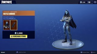 "NOUVEAU ""OMEN"" OUTFIT (Legendary Omen Skin) - Fortnite Battle Royale"