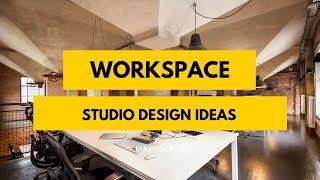 45+ Awesome Workspace Studio Design Ideas 2018