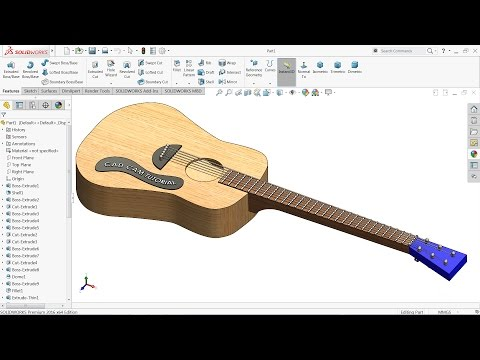 solidworks-tutorial-how-to-make-acoustic-guitar