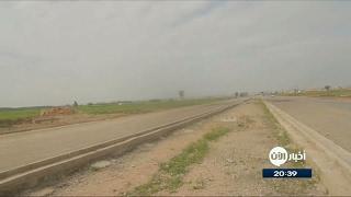 أخبار عربية - داعش سرق آثاراً من #الموصل بحجة إنشاء طريق