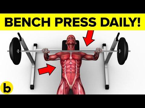 Doing Bench Press