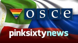 OSCE NATIONS DEMAND ANSWERS ON CHECHNYA