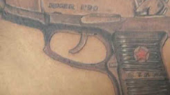 Garrys Skin Gra-Fix Tattoo Studio, Greenville, NC