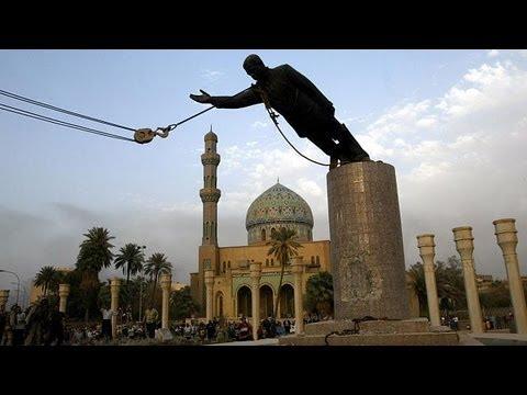 عقد على سقوط نظام صدام - YouTube