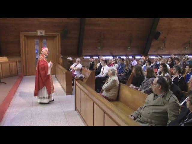 Sacred Heart - St. Joseph's Confirmation  5-12-19