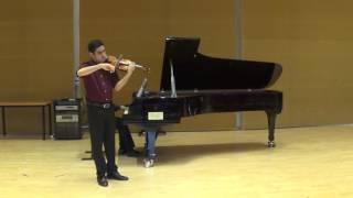 Maurice Ravel - Vocalise-étude en forme de Habanera (Yuval Nuri Shem Tov, Or Yissachar)