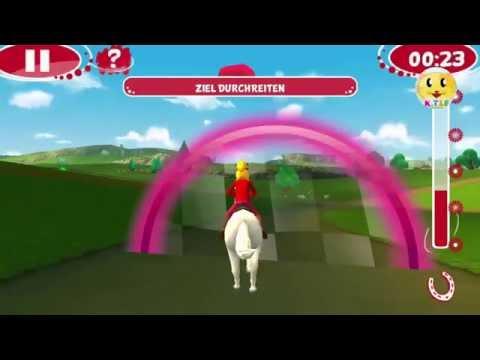 Let's Play Bibi und Tina ❖ Die Spiele App für Kinder auf Deutsch | Teil 1.