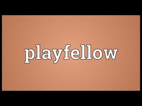 Header of playfellow