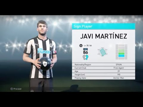 Javi Martinez - Spanish and Dutch Great Players Ball Opening - Pro Evolution Soccer 2018