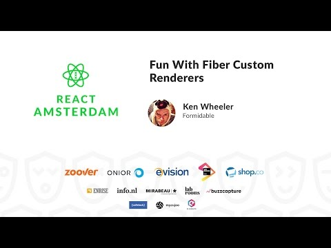 ⚛️👆 Part 1/3 - Beginners guide to Custom React Renderers