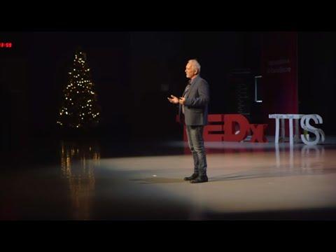 Projecting the Horizons | Mark Montgomery | TEDxTanglinTrustSchool
