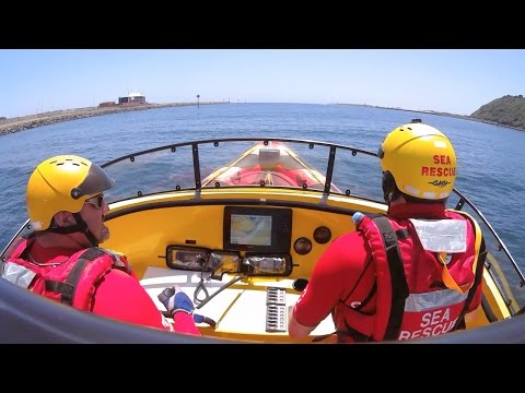 Day in the Life of a Sea Rescue Volunteer