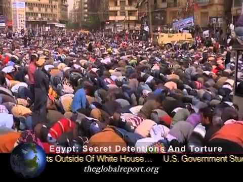 Egypt: Secret Detentions And Torture