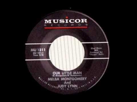 Melba Montgomery & Judy Lynn - Our Little Man