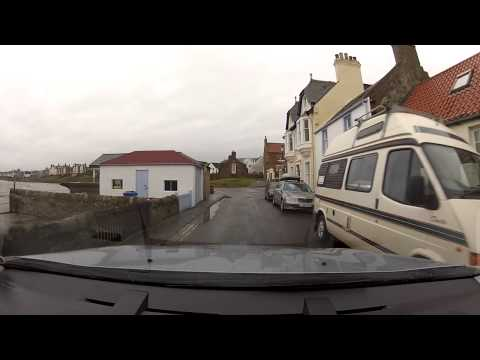 A Drive Through Elie And Earlsferry, Fife