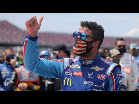 FBI Confirms Bubba Wallace Was Not The Target Of A Hate Crime