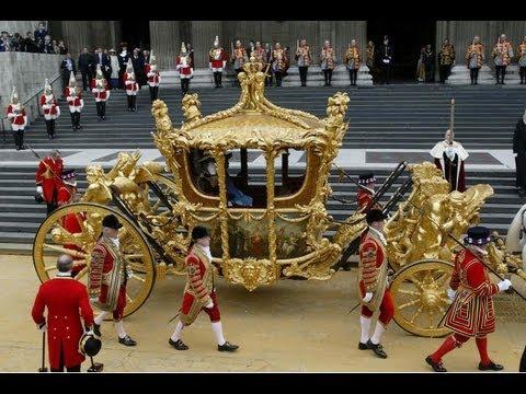 Queen Elizabeth's 50th Jubilee (1) - Golden Coach