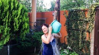 VLOG: КАК  я Обливаюсь Холодной водой!  Вызов Принят!