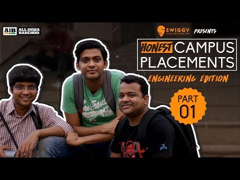 AIB : Honest Engineering Campus Placements | Part 01
