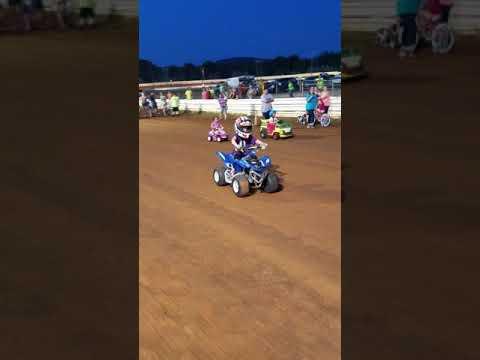 Selinsgrove Speedway powerwheel race.