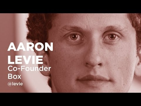 Aaron Levie on Box Notes and the future of the cloud
