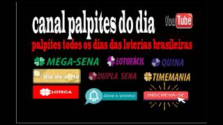 mega sena 2096 sabado  - palpite  - 10/11/2018