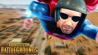SUPERMAN IN PUBG..?! | Best PUBG Moments and Funny Highlights - Ep.161