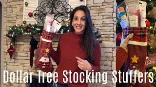 DOLLAR TREE | THE BEST STOCKING STUFFERS for $1.00!