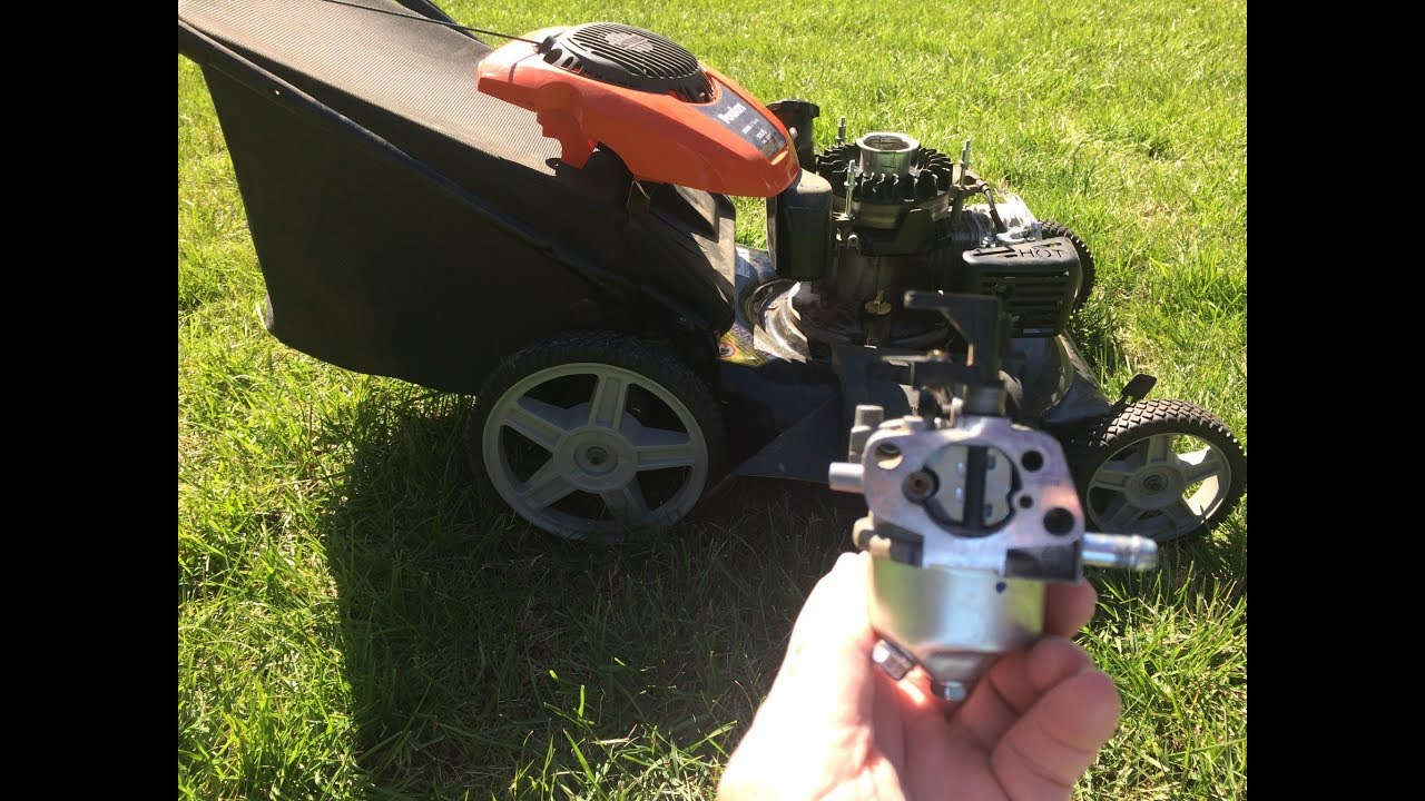 medium resolution of poulan 21 lawn mower kohler xtseries engine carburetor cleaning part ii march 29 2018