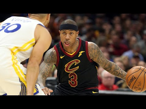 Isaiah Thomas on his first Cavs vs. Warriors game