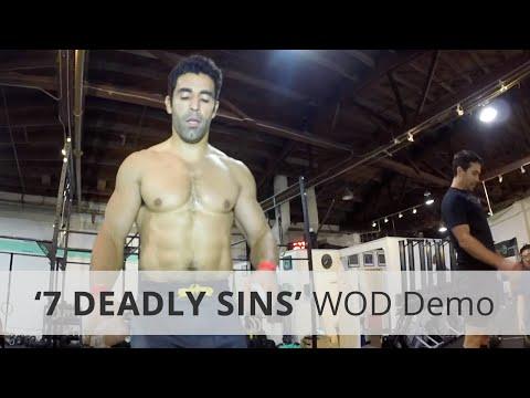 The Seven Deadly Deadlift Sins