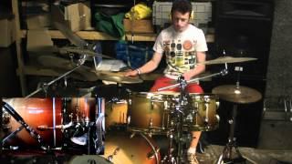 Kalmah - Godeye (Drum Cover) HD