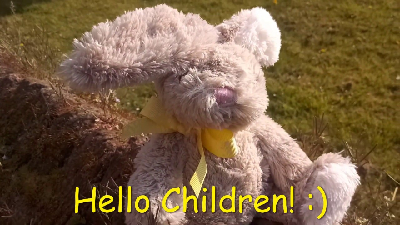 Happy Easter, Children Everywhere! :)