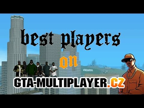 Best Players on GTA-MULTIPLAYER.CZ [ WtLS ]