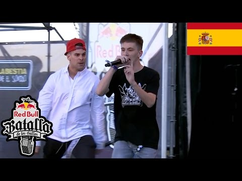 Invert vs Walls - Octavos: Barcelona, España 2017 | Red Bull Batalla De Los Gallos