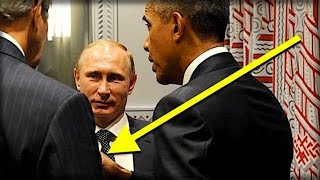 BREAKING: OBAMA JUST ATTACKED RUSSIA IN THE LAMEST WAY EVER!