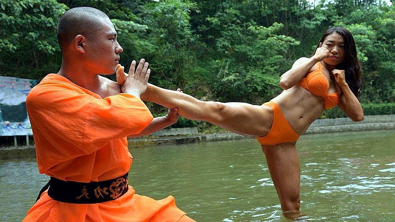 Bu Shaolin Ustalarını Kimse Yenemez, İŞTE NEDENİ !