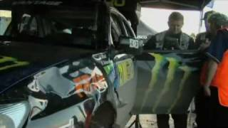 Ken Block Racing Flatovercrest Rally