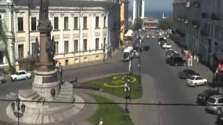 Веб камера Одесса 1 мая 2013(Веб камера Одесса 1 мая 2013 информация про отдых http://v-koktebel.ru Видео с веб камеры Одесса 1 мая 2013 Веб камера..., 2013-05-01T12:28:24.000Z)
