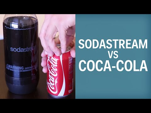 Thumbnail: SodaStream Vs. Coca-Cola