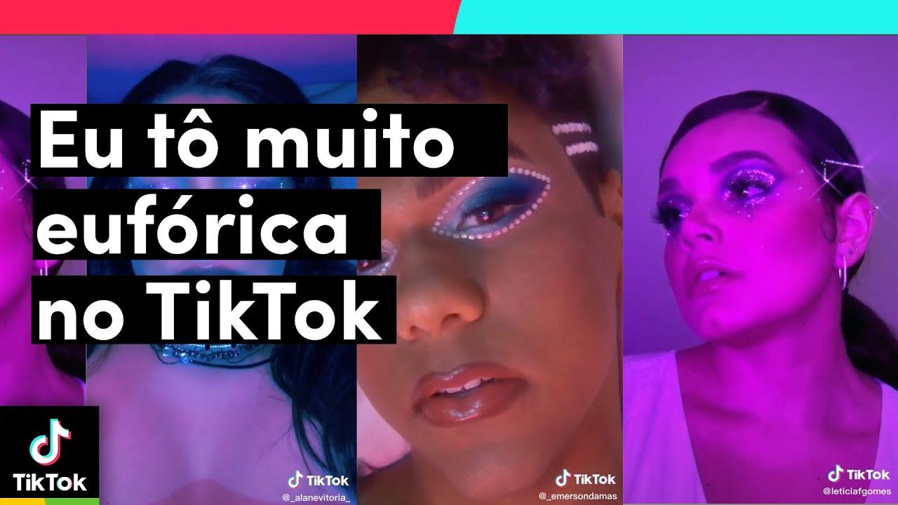 Caramba eu tô MUITO EUFÓRICA | TikTok Brasil