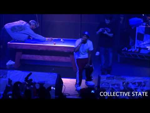 Jet Life Tour 2012: Curren$y Live From Hollywood Fonda Theatre HD