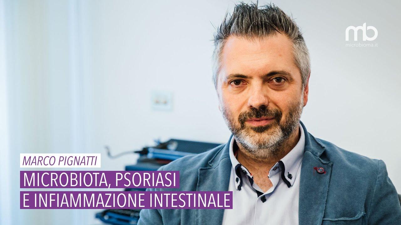 LA PSORIASI E' DIRETTAMENTE COLLEGATA ALL'INTESTINO
