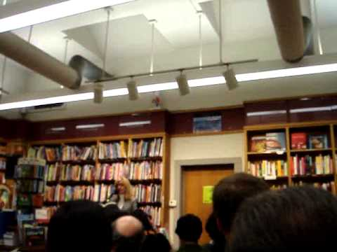 Nina Hartley Reads from Her Book from YouTube · Duration:  51 seconds