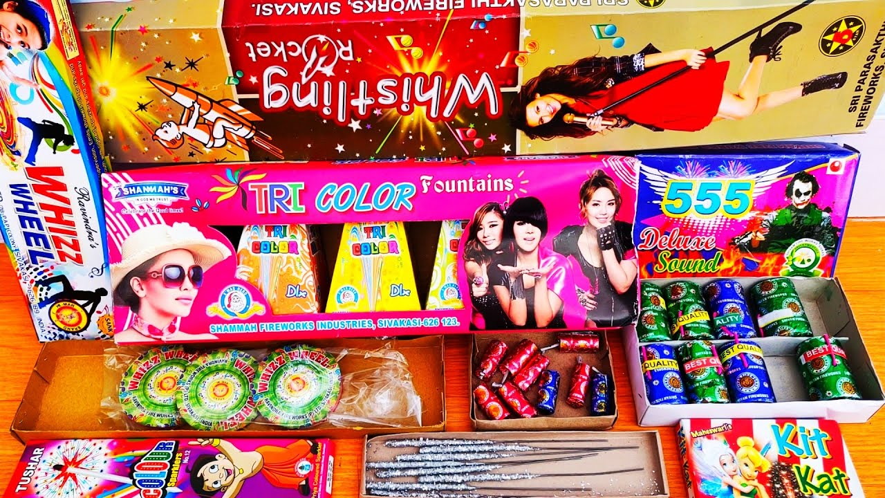 TESTING DIFFERENT TYPES OF FIRECRACKERS | DIWALI FIRECRACKERS TESTING 2021 | FIRECRACKERS STASH 2021