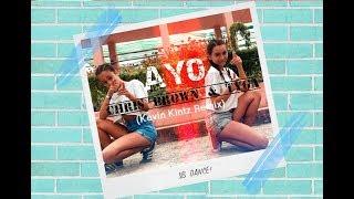Chris Brown & Tyga - Ayo (Kevin Kintz Remix) - Coreografia