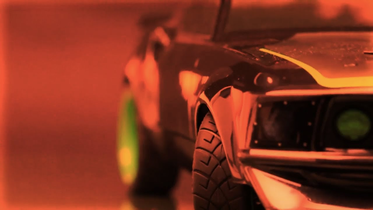 Vaughn Gittin Jr. 1969 Ford Mustang RTR-X Sprint 2 Sport from HPI Racing