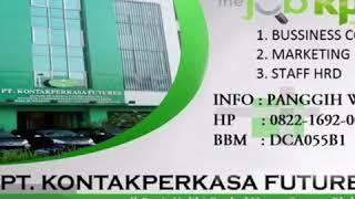 LOWONGAN Kerja Di KPF Bandung || Bisa Berkarier Sampai Ke Posisi Branch Manager