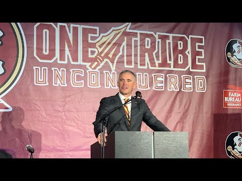 Best Noles Coverage - Mike Norvell Named New Florida State Football Coach